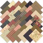 Moda Southern Exposure Prints Charm Pack by Laundry Basket Quilts