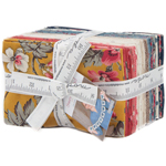 Moda Sweet Blend Prints Fat Eighth Bundle by Laundry Basket Quilts