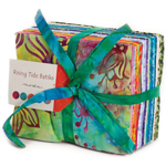 Moda Rising Tide Batiks Fat Quarter Bundle