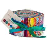 Moda Rising Tide Batiks Jelly Roll
