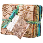 Moda Bear Creek Batiks Fat Quarter Bundle