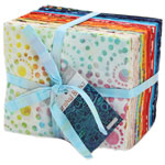 Moda Carnival Batiks Fat Quarter Bundle