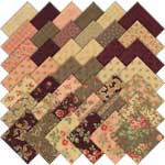 Moda Courtyard Charm Pack by 3 Sisters