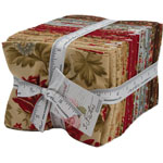 Moda Rosewood Fat Quarter Bundle by 3 Sisters