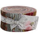 Moda Rosewood Jelly Roll by 3 Sisters