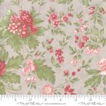 Moda Rue 1800 Genevieve Dove Fabric by 3 Sisters