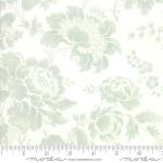 Moda Rue 1800 Ondine Porcelain Robins Egg Fabric by 3 Sisters