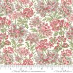 Moda Rue 1800 Madeline Porcelain Fabric by 3 Sisters