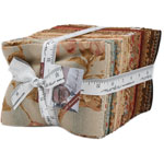 Moda Collection for a Cause Heritage 10th Anniversary Fat Quarter Bundle by Howard Marcus