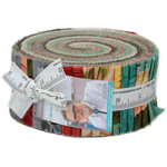 Moda Collection for a Cause Sunshine Jelly Roll by Howard Marcus