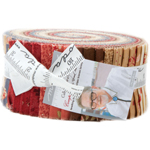Moda Collection for a Cause Compassion Jelly Roll by Howard Marcus