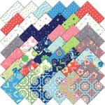 Moda Manderley Charm Pack by Franny and Jane