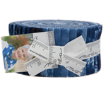 Moda Yuki Jelly Roll by Debbie Maddy