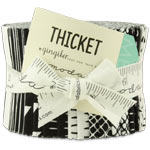 Moda Thicket Black and White Junior Jelly Roll
