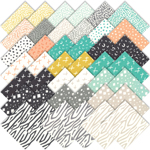 Moda Savannah Charm Pack by Gingiber