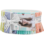 Moda Enchanted Jelly Roll by Gingiber