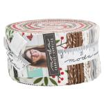 Moda Merriment Jelly Roll by Gingiber