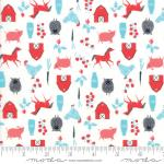 Moda Farm Charm Farm Charm Multi Fabric by Gingiber