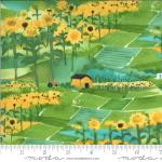 Moda Solana Scenic Pond Fabric by Robin Pickens