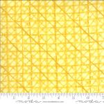 Moda Solana Criss Cross Buttercup Fabric by Robin Pickens