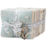Moda Hushabye Hollow Brushed Fat Quarter Bundle by Lydia Nelson of Dreamy Quilts