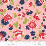 Moda Shine On Blossom Pink Fabric by Bonnie & Camille
