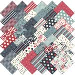 Moda Charm Pack Sweetwater The Boat House Fabric Squares