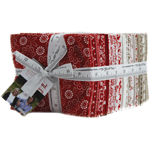 Moda Project Red Fat Quarter Bundle by Sweetwater