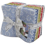 Moda Oxford Prints Fat Quarter Bundle by Sweetwater