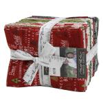 Moda Merry Starts Here Fat Quarter Bundle by Sweetwater