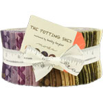 Moda The Potting Shed Jelly Roll