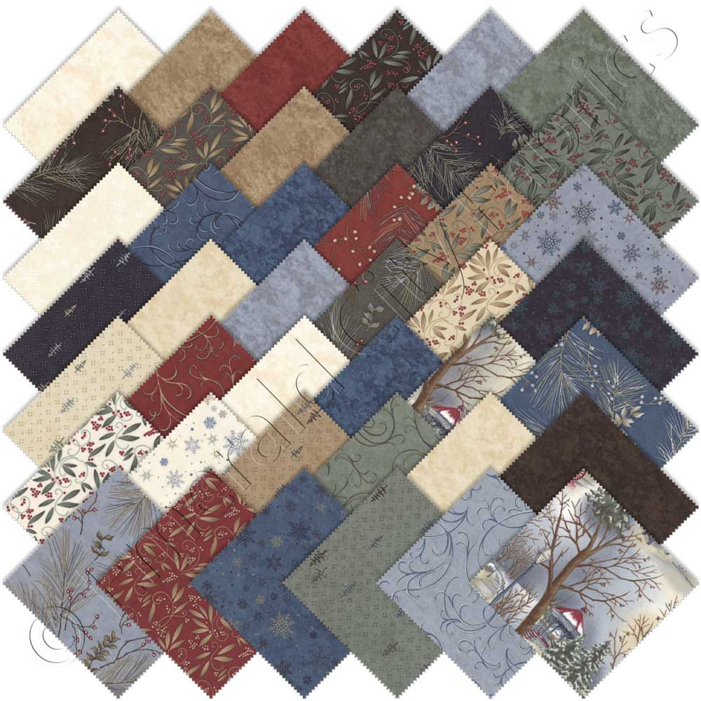 Moda Town Square Charm Pack | Emerald City Fabrics