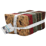 Moda Return To Cub Lake Flannel Fat Quarter Bundle by Holly Taylor