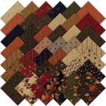 Moda Oak Haven Charm Pack by Kansas Troubles Quilters