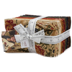 Moda Harvest Hill Fat Eighth Bundle by Kansas Troubles Quilters