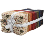 Moda Country Road Flannel Fat Quarter Bundle by Kansas Troubles Quilters