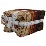 Moda Nature's Glory Fat Quarter Bundle by Kansas Troubles Quilters