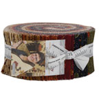 Moda Nature's Glory Jelly Roll by Kansas Troubles Quilters