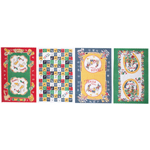 Moda Home Texas Cotton Dish Towels Set of 4