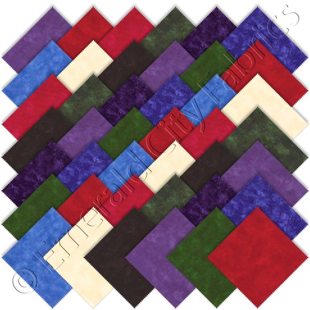Moda Marbles Bright Charm Pack | Emerald City Fabrics : moda marbles quilting fabric - Adamdwight.com