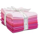 Moda Bella Solids Pinks Fat Quarter Bundle