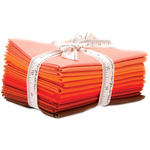 Moda Bella Solids Orange Fat Quarter Bundle