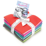 Moda Bella Solids Kate Spain Designer Select Fat Quarter Bundle