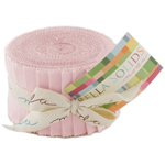 Moda Bella Solids Sisters Pink Junior Jelly Roll