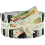 Moda Bella Solids Modern Jelly Roll