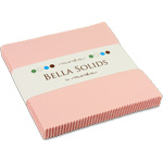 Moda Bella Solids Sisters Pink Charm Pack