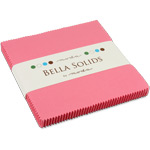 Moda Bella Solids 30's Pink Charm Pack