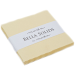 Moda Bella Solids Baby Yellow Charm Pack