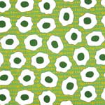 Robert Kaufman Dr. Seuss Green Eggs and Ham Celebration Fabric