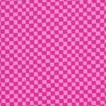 Michael Miller Clown Check Orchid Pink Fabric